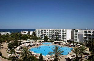 Tunisko - Port El Kantaoui na 8 až 12 dní, polopenze nebo ultra all inclusive s dopravou letecky z Prahy nebo Brna přímo na pláži