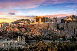 Poznávací zájezd do Řecka: Soluň, Olymp i koupání