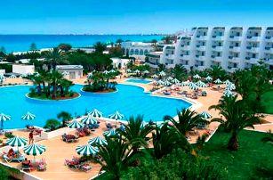 Tunisko - Mahdia na 8 až 15 dní, all inclusive s dopravou letecky z Prahy nebo Brna přímo na pláži