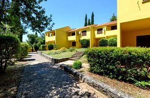 Chorvatsko - Trogir na 8 až 10 dní, polopenze nebo bez stravy s dopravou autobusem nebo vlastní 300 m od pláže