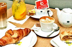 Kavárna Štěstí: limonáda, káva i sladkost