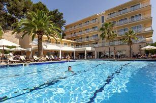 Španělsko - Majorca na 9 až 16 dní, all inclusive nebo polopenze s dopravou letecky z Brna
