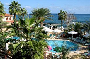 Kypr - Severní Kypr na 8 dní, polopenze nebo snídaně s dopravou letecky z Brna nebo Prahy přímo na pláži