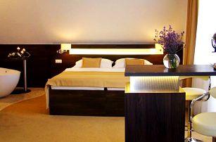 Pohádkový pobyt v luxusním apartmánu v Podlesí