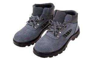 Boty pracovní kožené D vel. 43