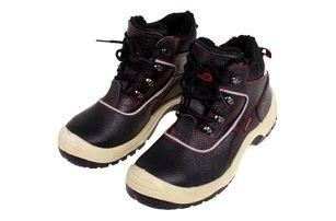 Boty pracovní kožené C vel. 42