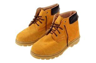 Pracovní boty kožené F vel. 42
