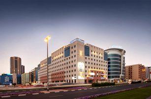 Spojené arabské emiráty - Dubai na 5 dní, snídaně s dopravou letecky z Prahy 5 km od pláže