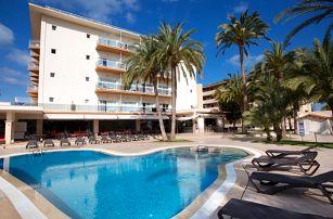 Španělsko - Mallorca na 8 až 12 dní, polopenze nebo snídaně s dopravou letecky z Prahy nebo Brna