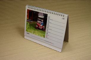 Fotokalendáře: stolní týdenní a 2týdenní či nástěnný měsíční