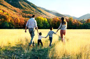 Tematické rodinné víkendy s polopenzí a programem