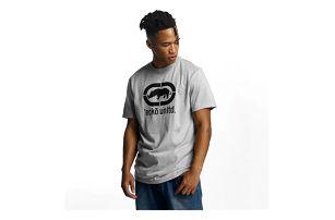 Ecko Unltd. / T-Shirt Base in grey 2XL
