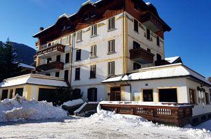 6denní Aprica se skipasem   Hotel Posta***   Doprava, ubytování, polopenze a skipas