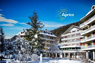 5denní Aprica se skipasem – denní přejezd | Hotel Urri*** | Doprava, ubytování, polopenze a skipas