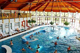 Park Inn Zalakaros Resort Spa **** v termálních lázních