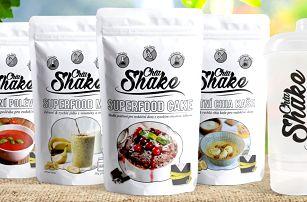 Chia Shake koktejly a jiné dobroty plné vitamínů