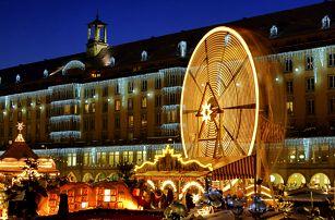 Zájezd na adventní nákupy pro jednoho, nejkrásnější trh v Německu, který je plný saských specialit.