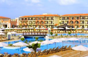 Maroko - Saidia na 8 až 11 dní, all inclusive s dopravou letecky z Prahy přímo na pláži