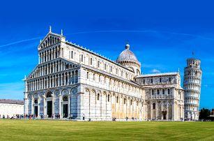 Cinque Terre, Pisa, Lucca a Florencie   5denní poznávací zájezd do Itálie