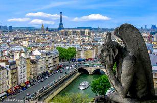 Paříž – muzea zdarma | 4denní poznávací zájezd do Francie