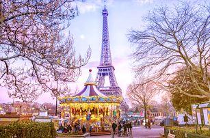 Užijte si adventní čas v Paříži