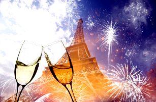 5denní Silvestr v Paříži s návštěvou zámku Versailles a Fontainebleau + sekt do páru