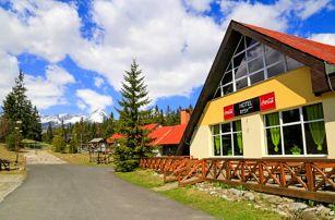 Vysoké Tatry s polopenzí a wellness