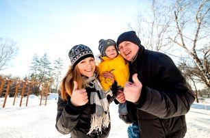 Levná zimní dovolená s dětmi na Hotelu Maxov v Jizerských horách v hlavní sezoně.