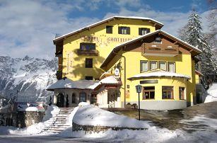 4–8denní Paganella se skipasem | Hotel Santellina*** | Dítě zdarma | Vlastní doprava, ubytování, polopenze a skipas