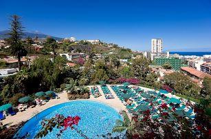 Kanárské ostrovy - Tenerife na 8 až 15 dní, snídaně s dopravou kraków 500 m od pláže