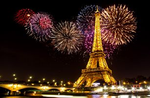 Silvestr v Paříži | Autobusem | 4denní autobusový zájezd s ubytováním