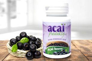 Acai berry pomáhá hubnout i držet nemoci od těla