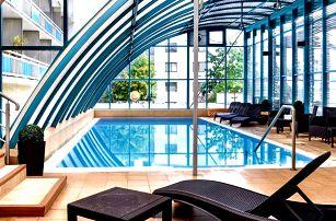Za odpočinkem do Piešťan vč. polopenze i bazénu