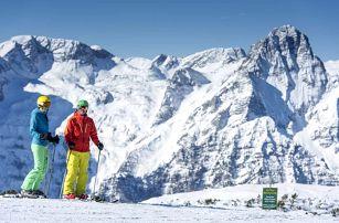 Jednodenní lyžařský zájezd do Rakouska | Středisko Hinterstoder | Sleva na skipas | Brněnská linka