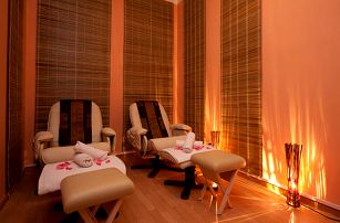 80 minut relaxace: masáž + maska + pobyt v relaxační místnosti