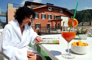 Itálie/Trentino**** na 6 dní pro dva s neomezeným wellness