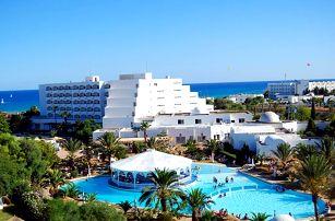 Tunisko - Hammamet na 8 až 12 dní, all inclusive s dopravou letecky z Prahy 40 m od pláže
