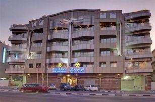 Spojené arabské emiráty - Sharjah na 4 až 6 dní, snídaně nebo bez stravy s dopravou letecky z Prahy