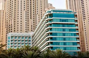 Spojené arabské emiráty - Dubai na 4 až 5 dní, snídaně s dopravou letecky z Prahy přímo na pláži