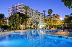Španělsko - Costa Del Sol na 8 až 15 dní, polopenze s dopravou letecky z Prahy 250 m od pláže