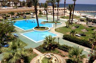 Tunisko - Monastir na 8 až 12 dní, polopenze s dopravou letecky z Prahy přímo na pláži