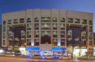 Spojené arabské emiráty - Dubai na 5 dní, polopenze nebo snídaně s dopravou letecky z Prahy