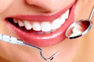 Ordinační bělení zubů vč. dentální hygieny