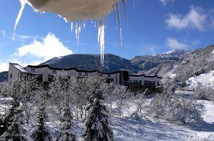 6denní Piancavallo se skipasem, denní přejezd   Hotel Stella Montis 300 m od sjezdovky   Doprava, ubytování, polopenze a skipas