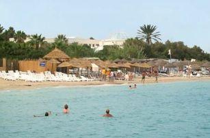 Tunisko - Port El Kantaoui na 8 až 12 dní, plná penze nebo polopenze s dopravou letecky z Prahy 250 m od pláže