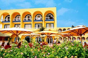 Tunisko - Hammamet na 8 až 11 dní, all inclusive s dopravou letecky z Prahy přímo na pláži