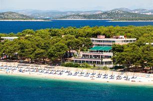 Chorvatsko - Primošten na 8 až 10 dní, polopenze s dopravou autobusem nebo vlastní 50 m od pláže