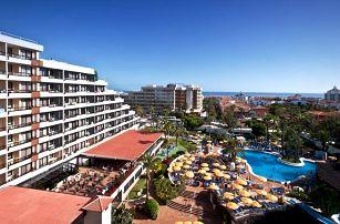 Kanárské ostrovy - Tenerife na 8 dní, polopenze s dopravou letecky z Prahy 1000 m od pláže
