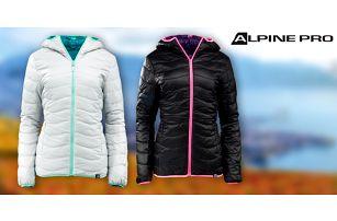 Dámské zateplené oboustranné bundy Alpine Pro