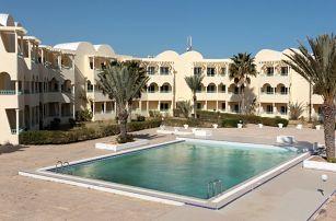 Tunisko - Djerba na 8 až 11 dní, all inclusive s dopravou letecky z Prahy 200 m od pláže